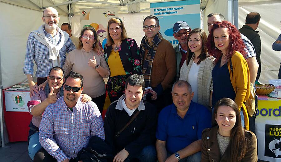 Afemen Chiclana se da a conocer en la IV Semana de la Salud