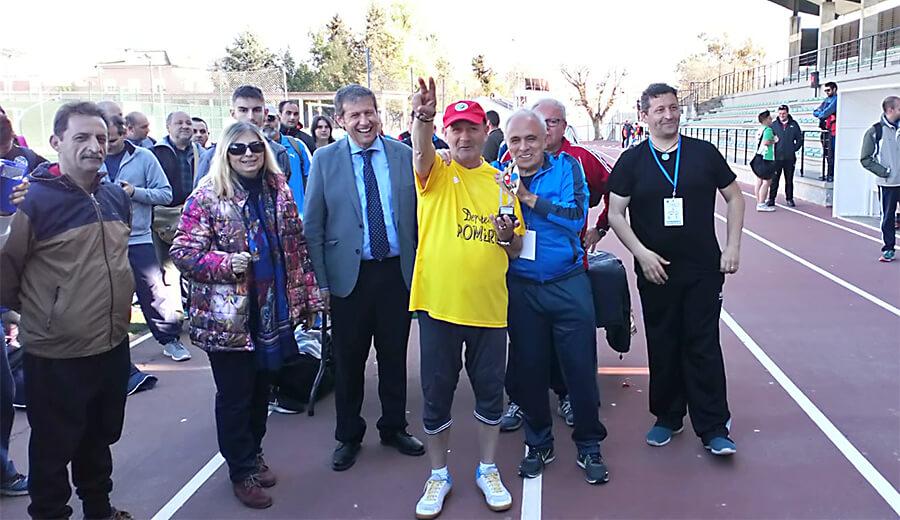 Éxito de participación en el campeonato Andaluz Deporte y Salud Mental 2019