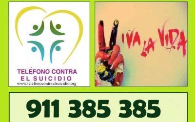 Teléfono contra el suicidio