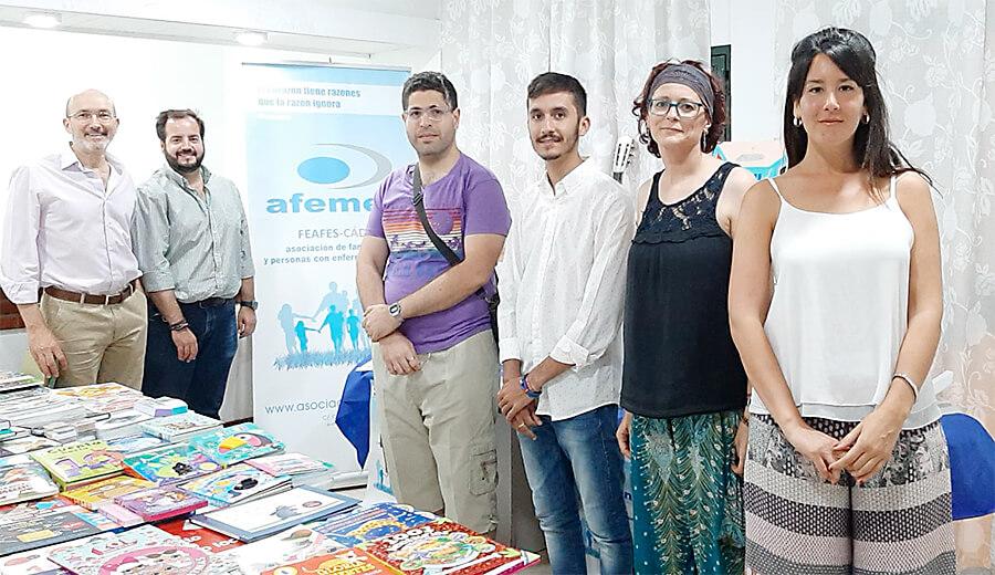 Afemen se da a conocer en el entorno rural de Jerez