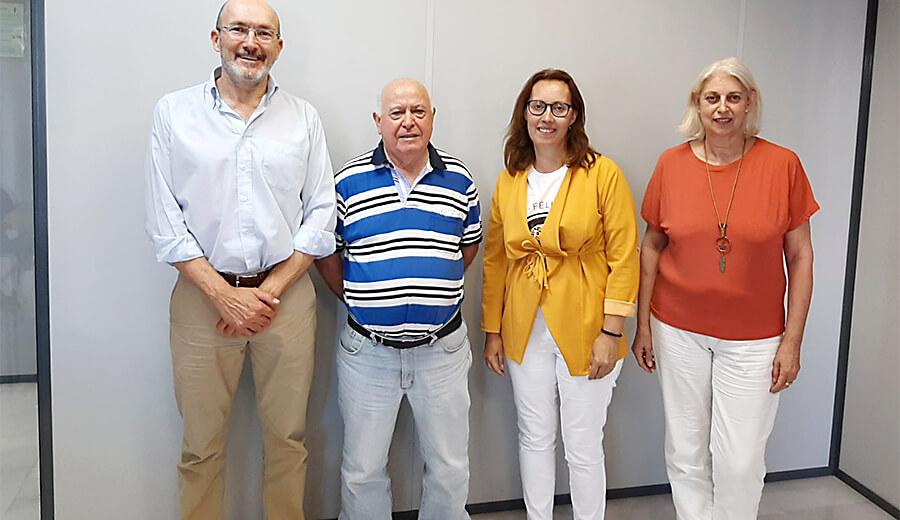 Garantizada la colaboración del Ayuntamiento de San Fernando con AFEMEN