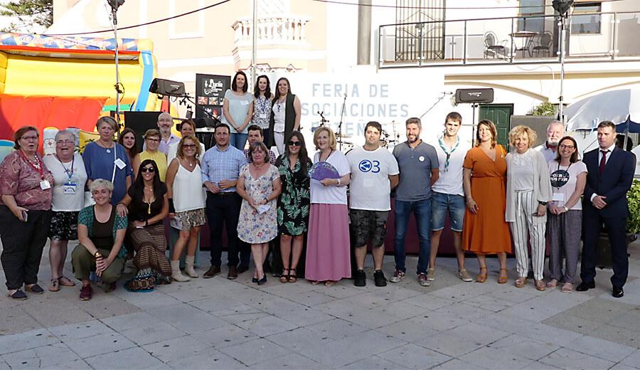 AFEMEN participa en una nueva edición de la Feria de Asociaciones en Rota