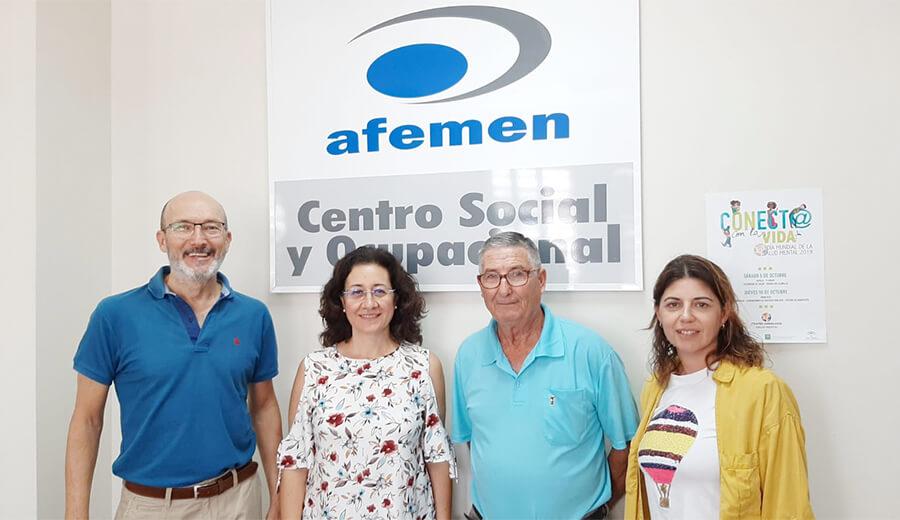 Encuentro técnico con Trabajo Social del Ayuntamiento de Medina Sidonia