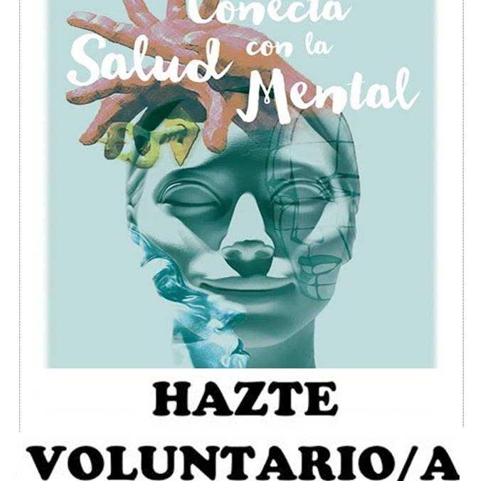 Se pospone el Curso de Voluntariado en Salud Mental