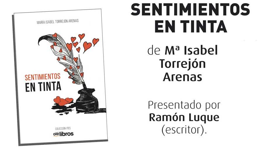 Nuevo libro de María Isabel Torrejón