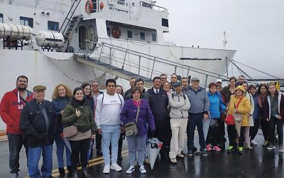 AFEMEN San Fernando visita las instalaciones de la Armada en La Carraca