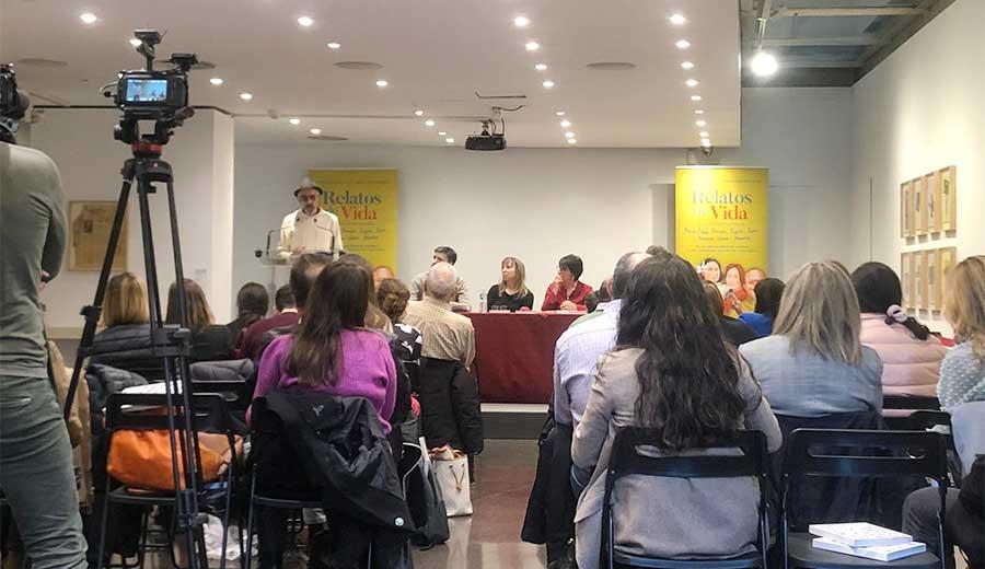 Antonio Lucena (socio usuario de AFEMEN) participa en un libro de relatos