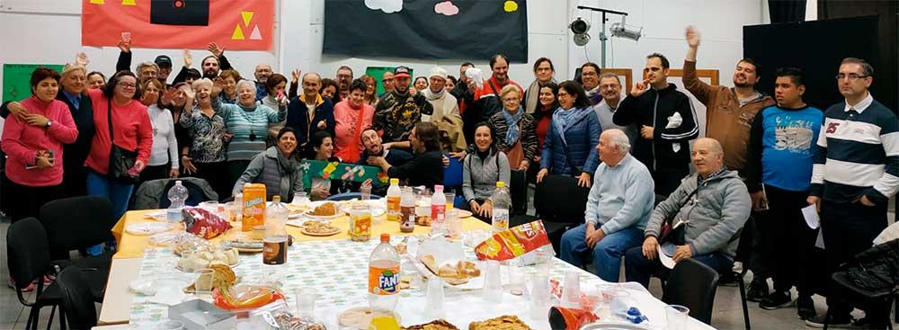 Encuentro navidad Afemen San Fernando