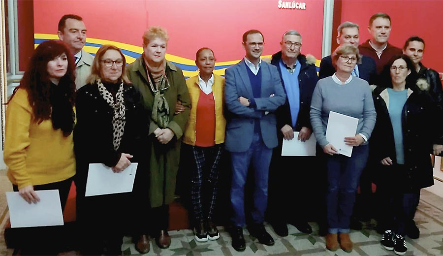 El Ayuntamiento de Sanlúcar renueva su compromiso de colaboración con AFEMEN