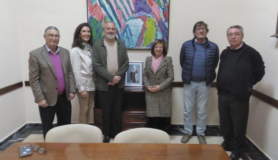 Ayuntamiento de Jerez renueva colaboración con AFEMEN