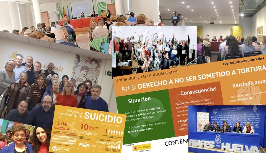 Resumen del año 2019 FEAFES Andalucía