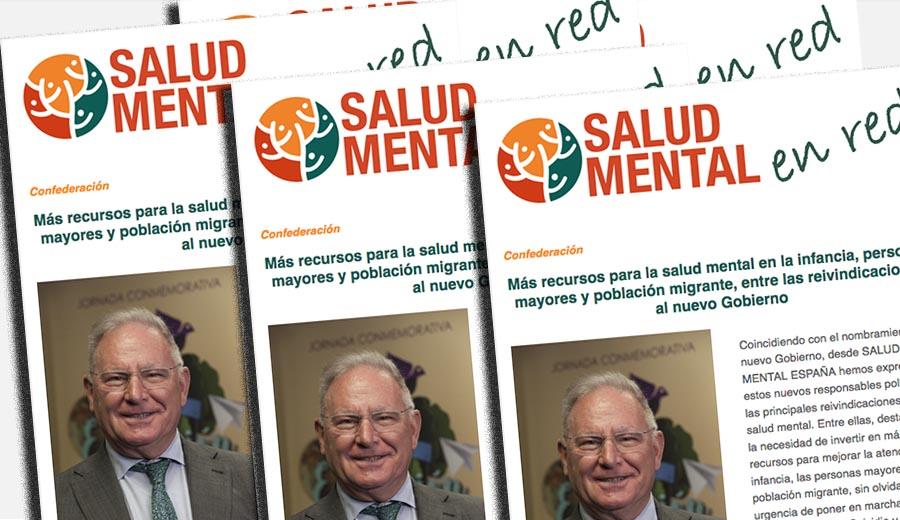 Boletín Salud Mental en Red primera quincena de enero de 2020