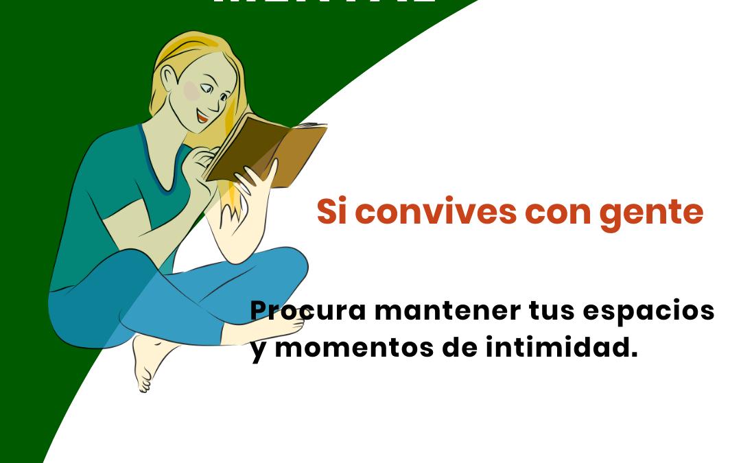 Autocuidado, rutinas y ejercicio: claves para cuidar la salud mental durante el aislamiento por coronavirus