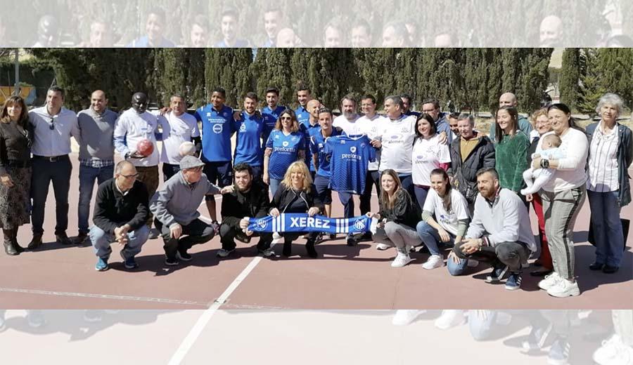 El Xerez Deportivo FC con Afemen