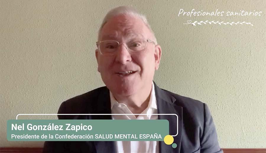 SALUD MENTAL ESPAÑA agradece la labor de quienes trabajan por el bienestar de un país en cuarentena