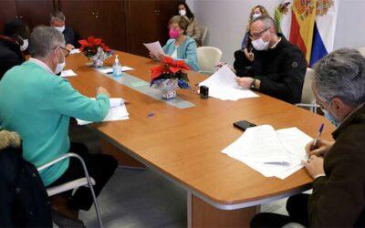El Ayuntamiento concede subvenciones a cinco entidades sociales
