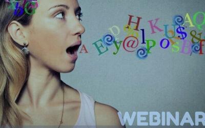 WEBINAR sobre COMUNICACIÓN Y SALUD MENTAL Las palabras sí importan
