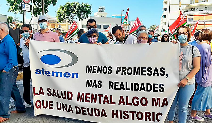 Unas 600 personas se manifiestan por un cambio de rumbo de la gestión municipal en El Puerto