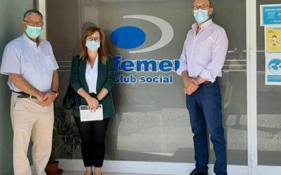 Afemen mejora su atención a 64 personas con enfermedad mental gracias al Premio al Valor Social de Cepsa