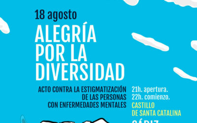 Alegría por la diversidad, 18 de agosto en Cádiz