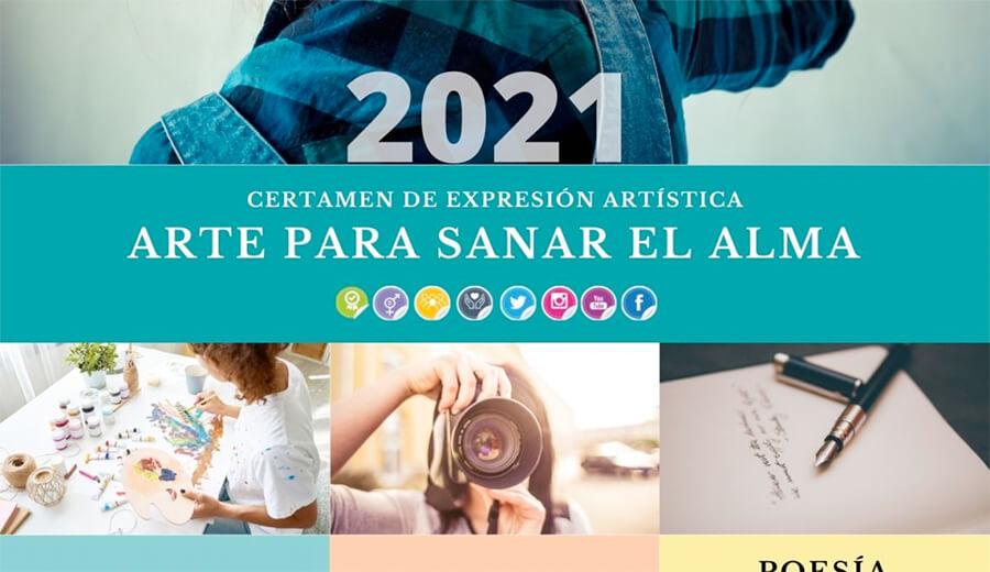 """FEAFES publica las bases de su Certamen """"Arte para sanar el alma"""""""