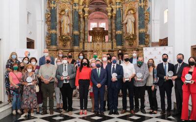 FEAFES reconoce la labor de personas e instituciones en favor de la salud mental en Andalucía